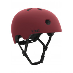 meta oxblood CASQUE TSG...