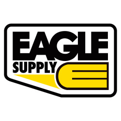 EAGLE SUPPLY Sticker LOCK...