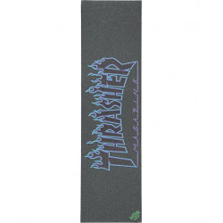 FLAMME THRASHER GRIP PLAQUE...