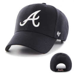 ATLANTA BRAVES NAVY...