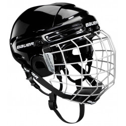 Protection Hockey - BAUER JUNIOR COMBO 2100 CASQUE DE HOCKEY