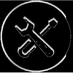 Rayonnage 1 roue BMX