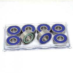 x8 roulements Ceramic