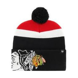Chicago Blackhawks BONNET...