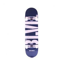 BLVD LOGO NAVY/WHITE 8.25""