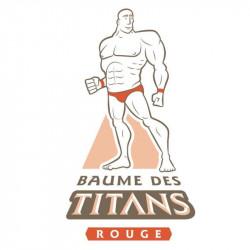 baume des titans ROUGE - bio
