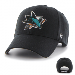 SAN JOSE SHARKS MVP BLACK...