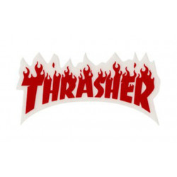 FLAME ROUGE Thrasher Stickers