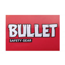 BULLET STICKER RED