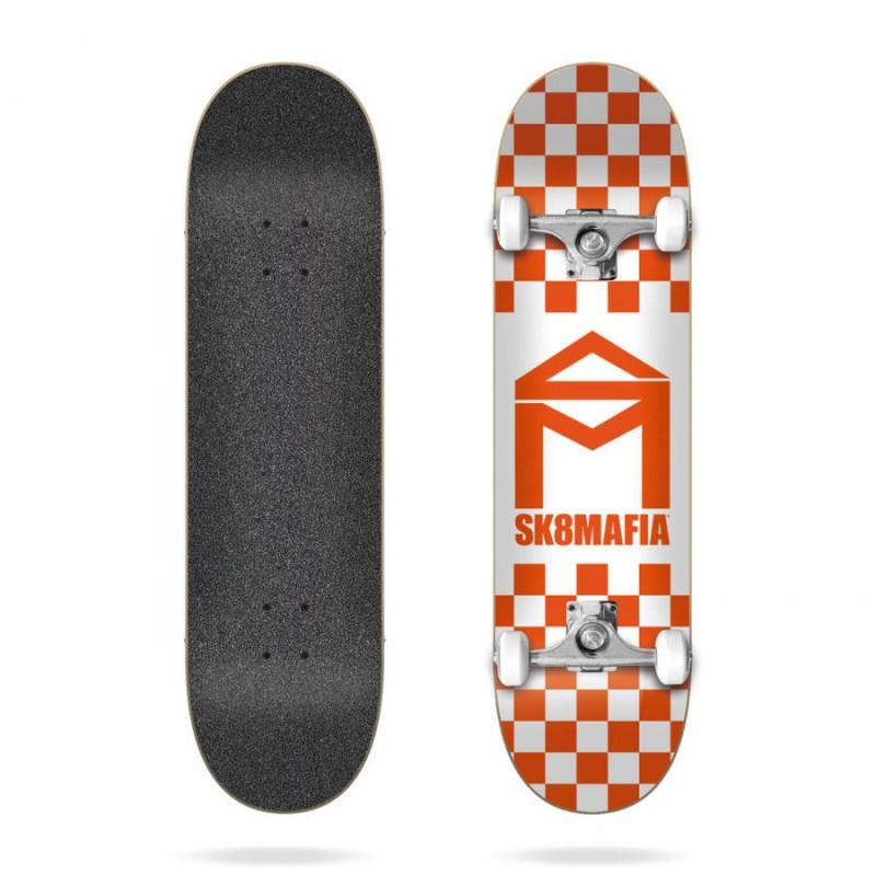 "SK8MAFIA Skateboard Sticker Model 4 7/"""