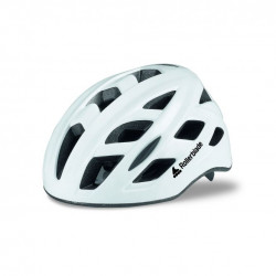 STRIDE white helmet...