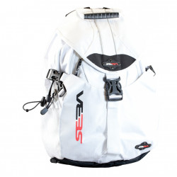 SAC A DOS BACKPACK SMALL WHITE SEBA SAC ROLLE PETIT SEBA BLANC