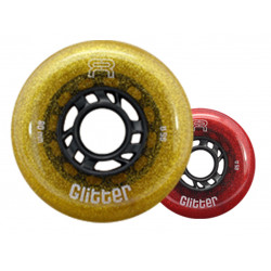 Glitter 85A 80mm x1 Roue FR...