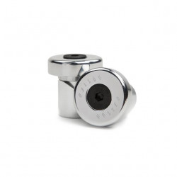 UNITED ALLOY BAR END POLISHED