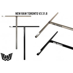 TORONTO V3 31.8 raw guidon...