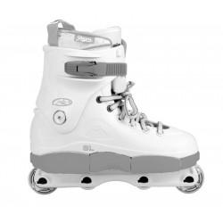 SL white RAZORS skate