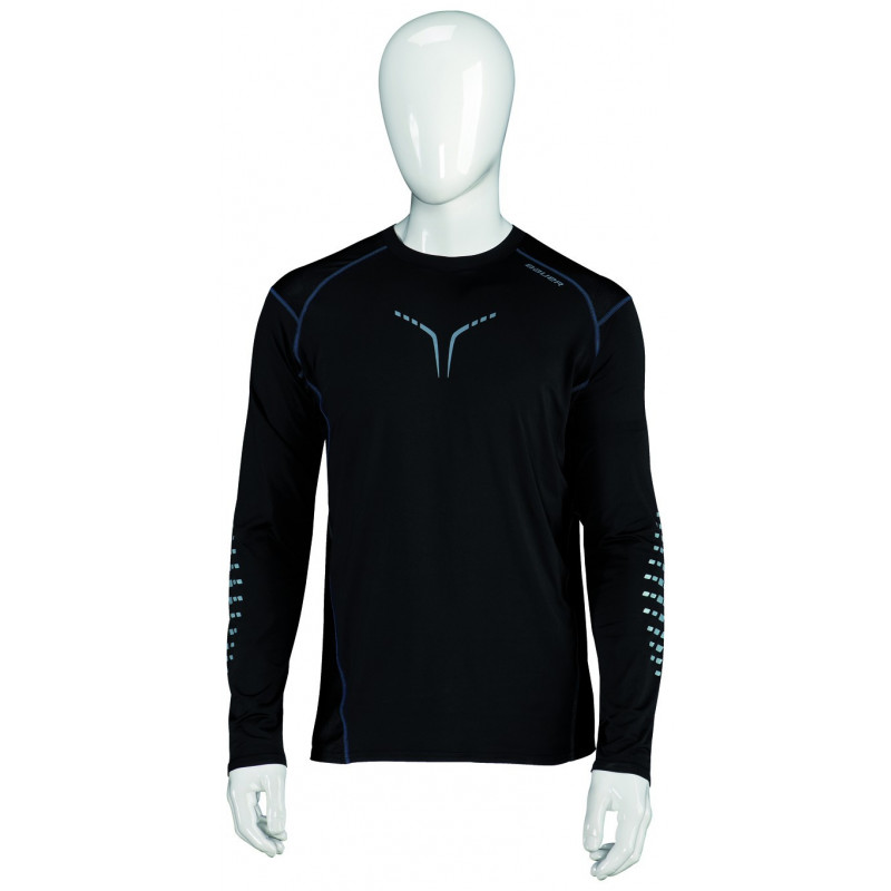 Textile Hockey, Roller Hockey - Haut Premium grip SR BAUER vapor manches longues