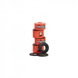 BUSHING ORANGE X4 SOFT...