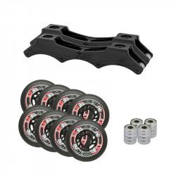 UFS Pack 4x84 Frames FR Skates