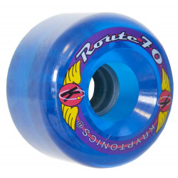 Route bleu 70mm-78a roue...