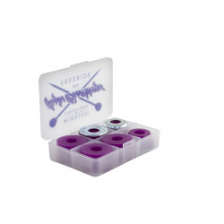 JUJU BUSHINGS 90A VIOLET...