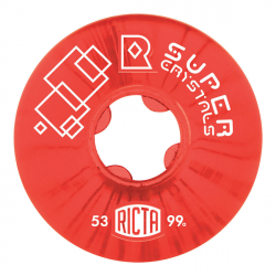 RICTA WHEELS 53MM X4 SUPER...