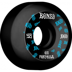 BONES WHEELS 100'S 53MM V5...