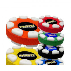 Accessoires Roller Hockey, Street Hockey - Pro puck jaune Palet Roller hockey