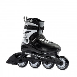 SKATES KIDS FURY BLACK...