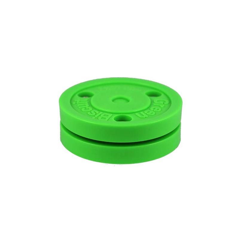 Palet Hockey - GREEN BISCUIT PALET HOCKEY