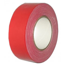Accessoire Hockey, Roller Hockey - Scotch rouge 20m
