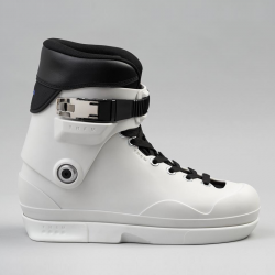THEM 909 WHITE STOCK BOOT...
