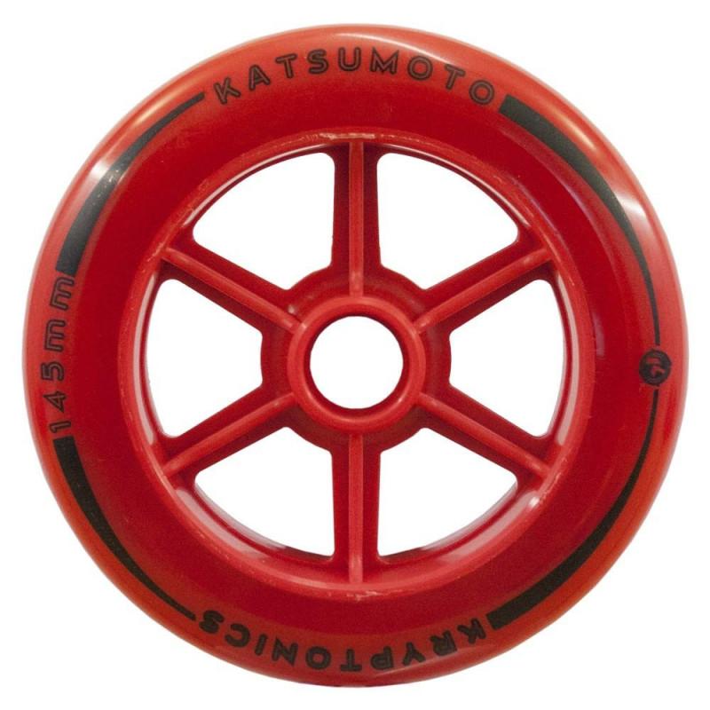 Roue Trottinette - Katsumoto 145mm-82a roue trottinette kryptonics
