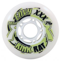 Roue roller Hockey - ENVY XXX 76A Rink Rat roue hockey