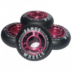 FAMUS GIRLY 64/90A X4 wheels