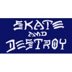 SK8 & DESTROY BLEU THRASHER