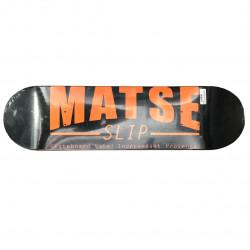 SKATE MATSE 8.25 LOGO