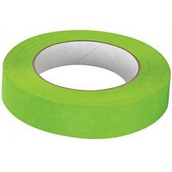 TAPE HOCKEY? ROLLER HOCKEY - Tape couleur vert fluo 18m