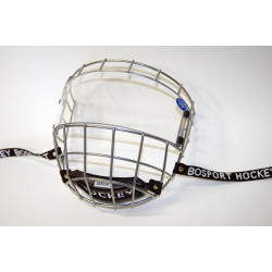 Protections Hockey, Roller Hockey - COMBO FMH PROTECTOR GRILLE + 1/2 VISIERE