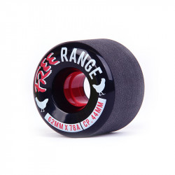 FREE RANGE Wheels 62mm/78A x4