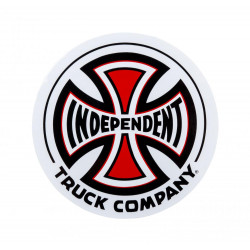 Independent Stickers blanc...