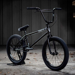 "BMX Salvador XL 21"" Black..."
