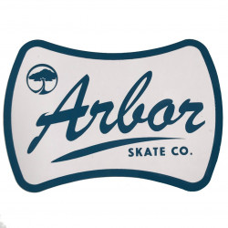 Autocollant Arbor Skate Co