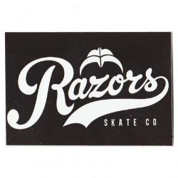 Autocollant Razors Logo