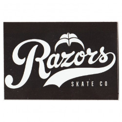Sticker Razors Logo