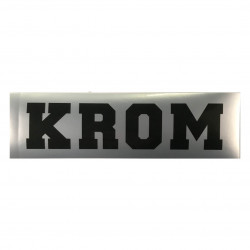 Sticker Krom Kendama Logo