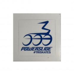 Autocollant Powerslide Logo