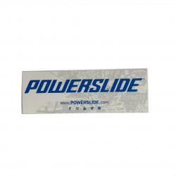 Autocollant Powerslide Promo