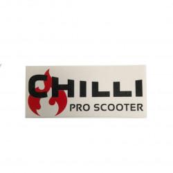 Autocollant Chilli Logo