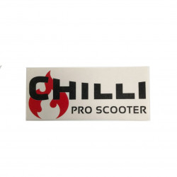 Sticker Chilli Logo